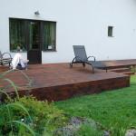 Kuumõlitatud terrassilaud hinnaga 1,20 € jm